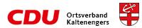 CDU-Ortsverband Kaltenengers Logo
